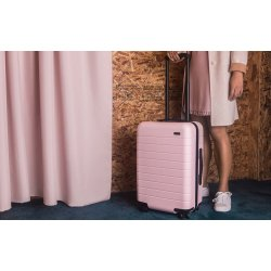 Exceptional Away Luggage Travel Millennial Pink Blush Color Coveted Suitcase Is Back By Demand What Color Is Blush Pink What Color Is Blush G photos What Color Is Blush