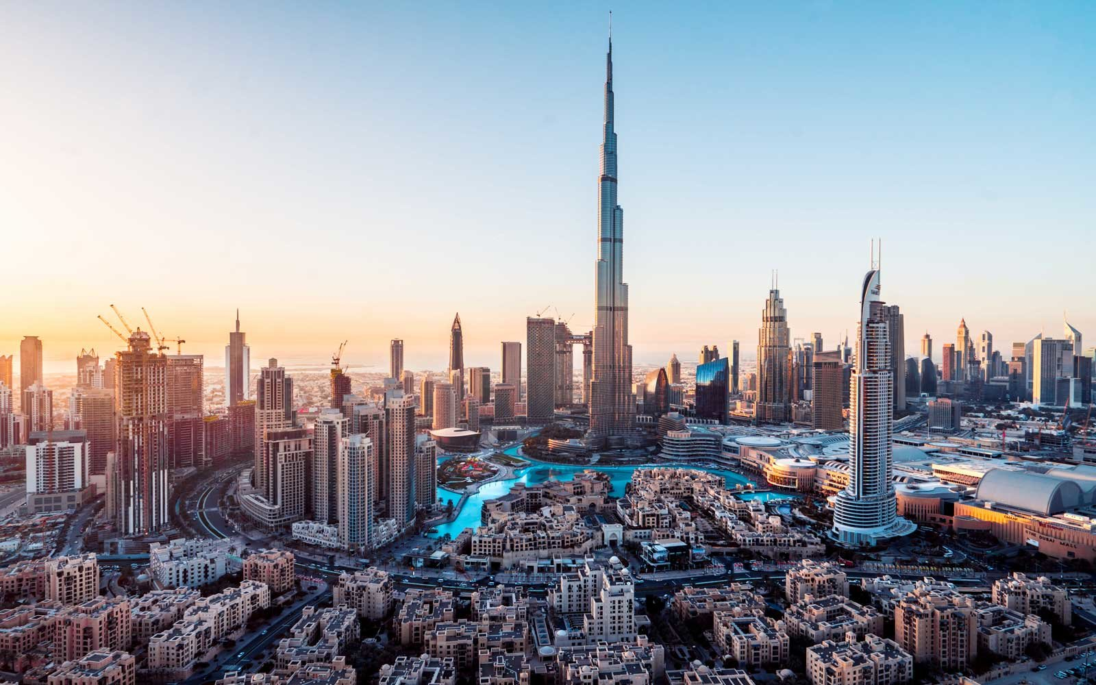 Why Dubai Is the Perfect Stopover City | Travel + Leisure
