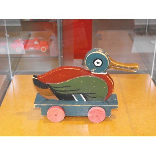 Medium Crop Of The Wooden Duck