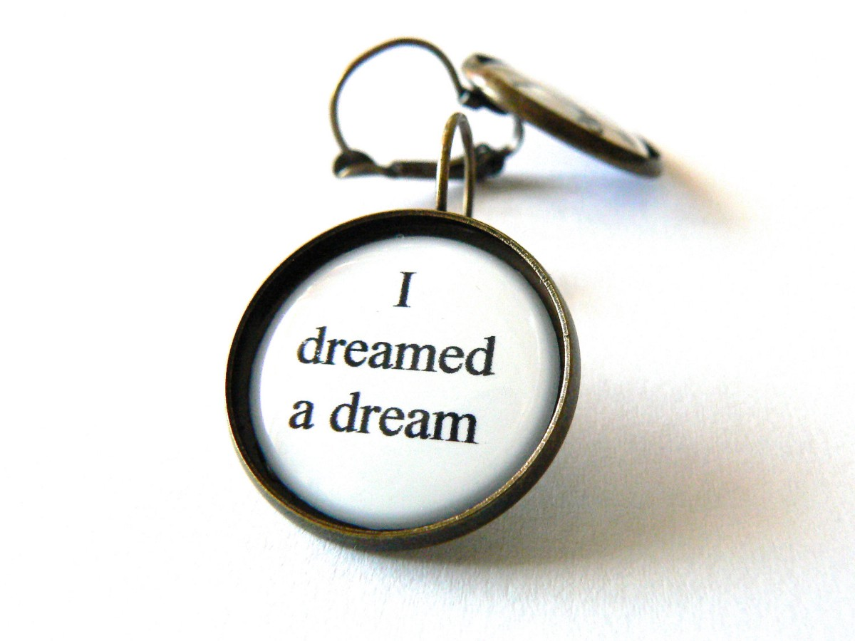 Excellent N It I Dreamed A I Dreamed A N It Mayor Your Usa Medium Dreamed Or Dreamt Grammar Girl Define Dreamed Or Dreamt bark post Dreamed Or Dreamt