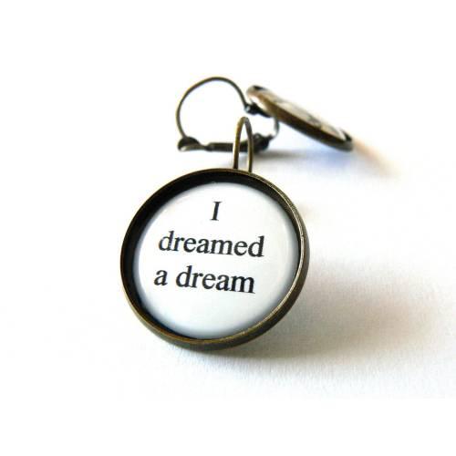 Medium Crop Of Dreamed Or Dreamt