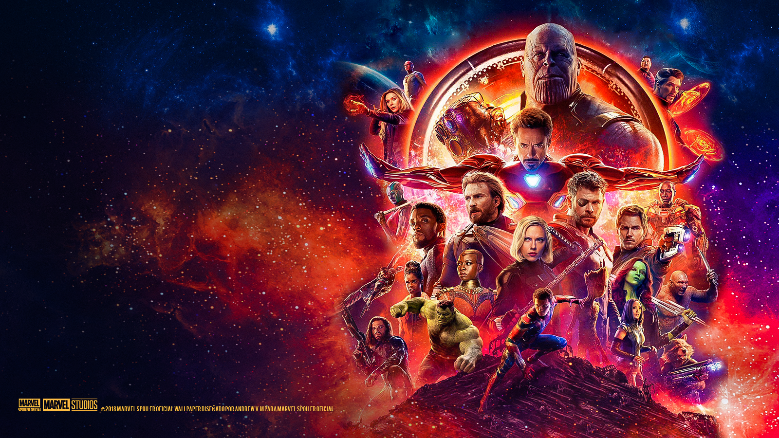 Avengers  Infinity War     Movie Review  Revised      Dania Yamout     Medium Avengers  Infinity War