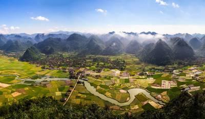 LANG SON - strategic province near China – Northern Vietnam – Medium