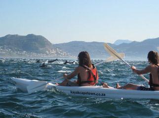 Cape Escape - Sea kayaking