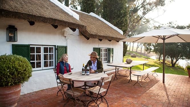 A Taste of the Hermanus Wine Route
