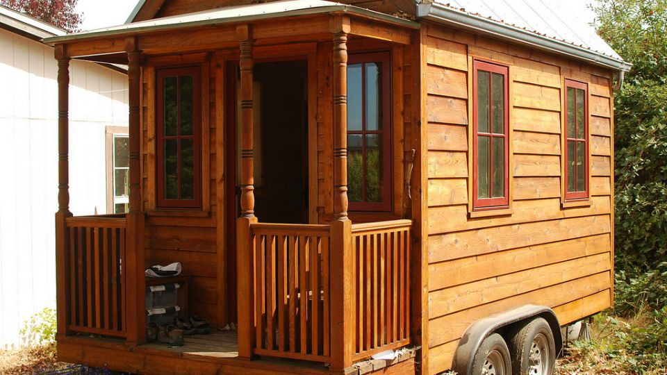 Fine Living In A Tiny House 1 You Can Take It Traveling With Design Inspiration