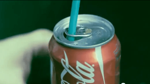 fix the straw position