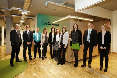 BGL BNP Paribas opens a new branch in Weiswampach - BNP Paribas Group in Luxembourg
