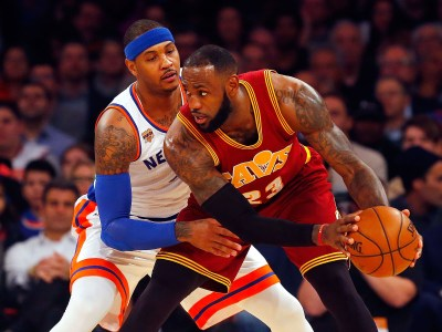 Although a Carmelo Anthony Trade Would be Ideal, The Cavaliers' Hands are Tied
