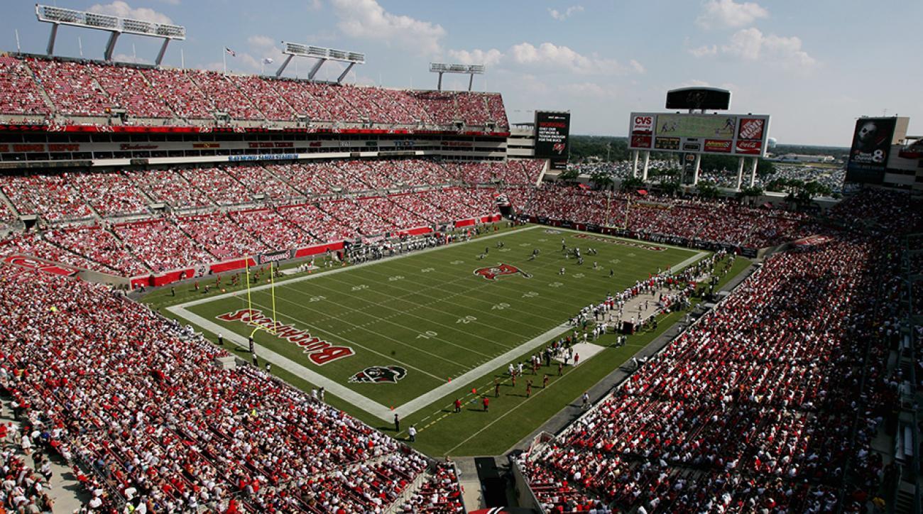 Buccaneers building new Raymond James Stadium experience | SI.com
