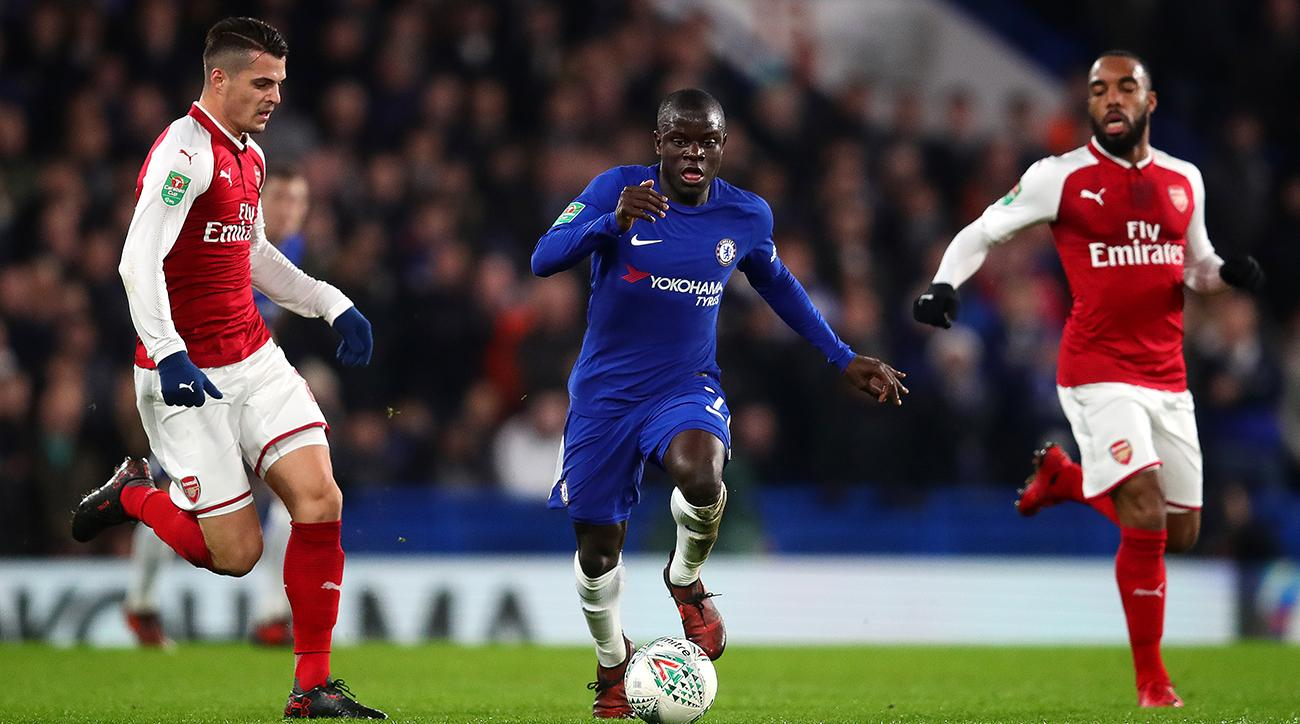 Arsenal vs Chelsea live stream: Watch Carabao Cup online, TV info | SI.com