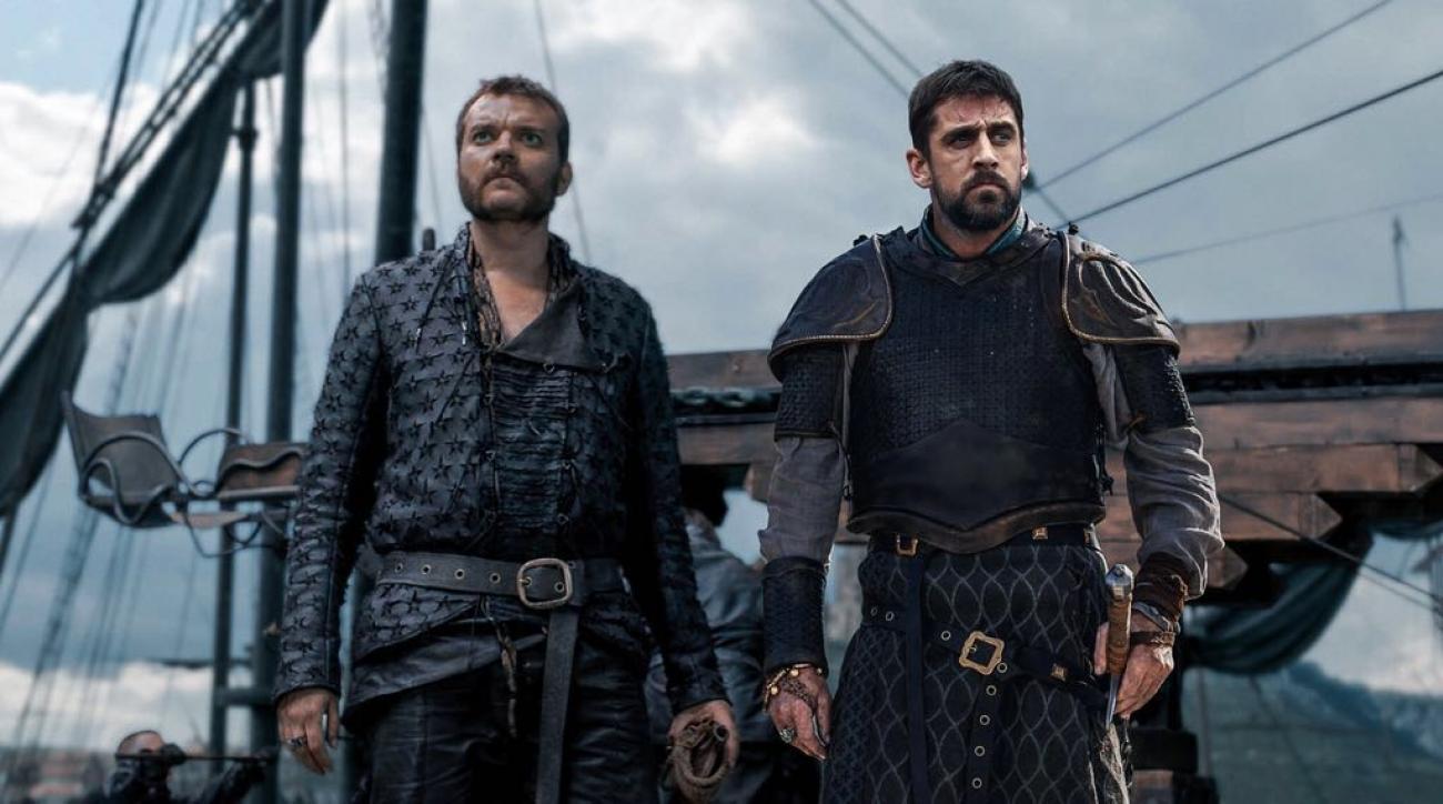 Flipboard: Prince of Dorne? A Member of Euron's Fleet ...