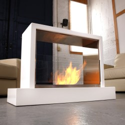 Small Of Indoor Outdoor Fireplace