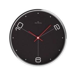 Cordial Chrome Wall Clock Chrome Wall Clock Oliver Hemming Wall Clocks Touch Clock Date Block Factory Ras Al Khaimah