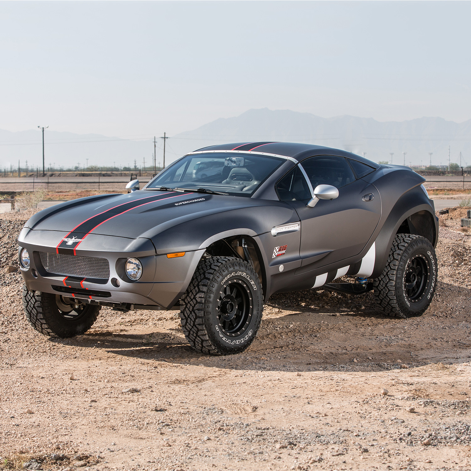 Rally Fighter - Local Motors - Touch of Modern