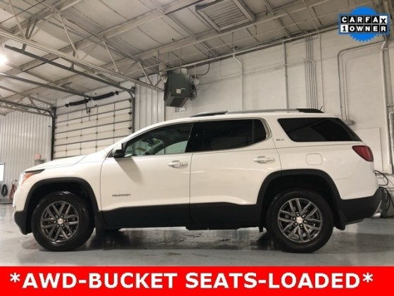 2017 GMC Acadia SLT 1   Inventory   Findlay Truck and RV   Auto     2017 GMC Acadia