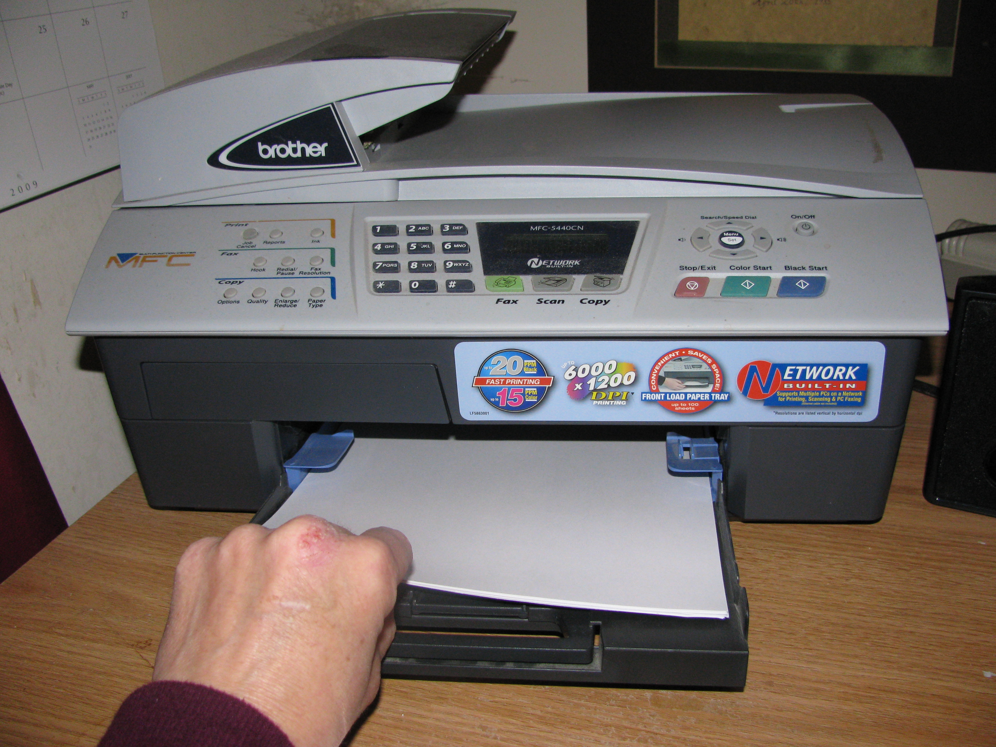 Fullsize Of Print On Cardstock