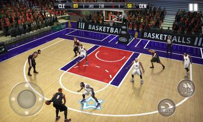 Download Fanatical Basketball on PC with BlueStacks