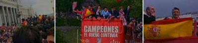 Te contamos en directo la celebración del Atlético por las calles de Madrid