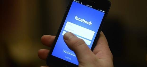 Facebook en el móvil