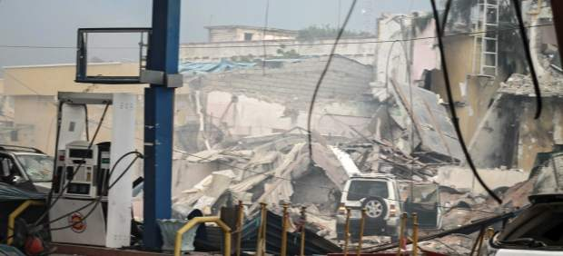 Coche bomba en Mogadiscio