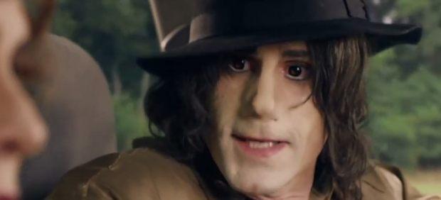 Joseph Fiennes como Michael Jackson
