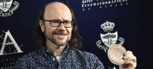 Santiago Segura recibe la Medalla de Oro de la Academia de Cine