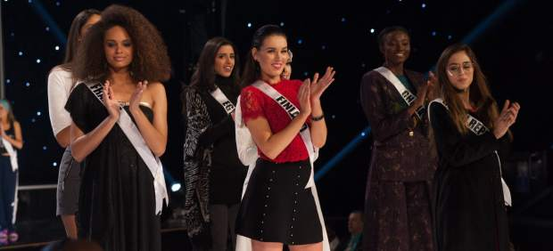 Candidatas a Miss Universo