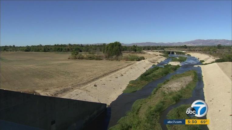 Dam - San Fernando valley