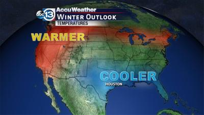 Cool and wet weather likely in Houston this Winter | abc13.com