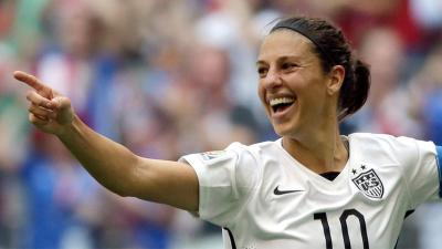 Value of New Jersey native Carli Lloyd's image soars after Women's World Cup performance ...