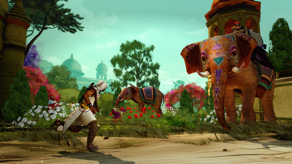 Assassin's Creed® Chronicles: India cracked