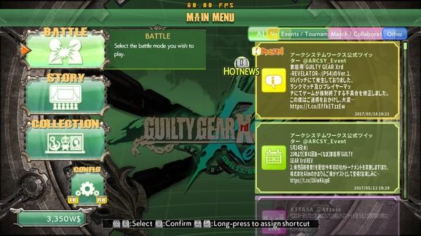 GUILTY GEAR Xrd REV 2 Free Download
