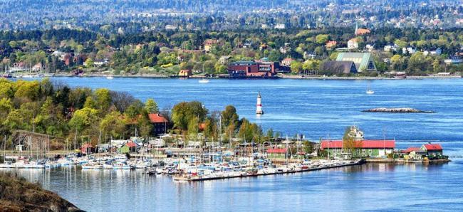 """وشغلت العاصمة النرويجية """"أوسلو"""" المركز التاسع من حيث أكثر المدن نظافة في العالم."""