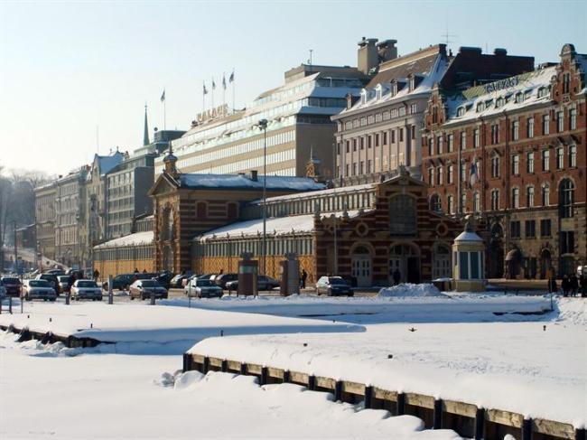 """وفي المركز الثامن جاءت مدينة """"هلسنكي"""" عاصمة فنلندا وأكبر مدنها."""