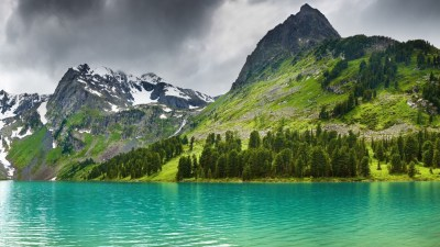 Water mountains landscapes nature outdoors wallpaper | AllWallpaper.in #11828 | PC | en