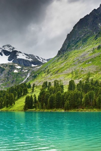 Water mountains landscapes nature outdoors wallpaper ...