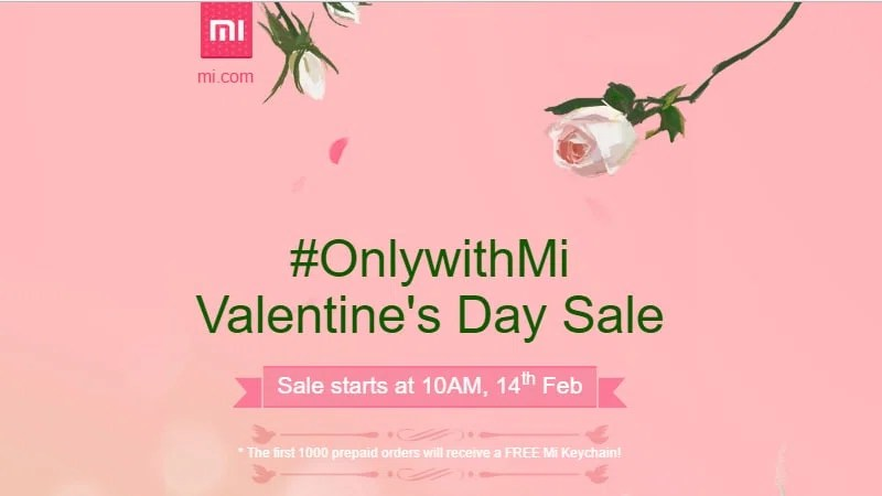 Valentine's Day Offers: Xiaomi, Apple, Samsung Discounts, and Other Deals