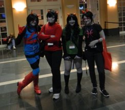Anime Boston 2013 - Cosplay - Homestuck 002