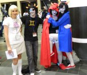 Anime Boston 2013 - Cosplay - Homestuck 009