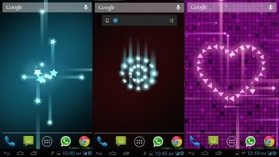 Next Nexus Live Wallpaper PRO 1.5.2 APK Download - Android Personalization Apps