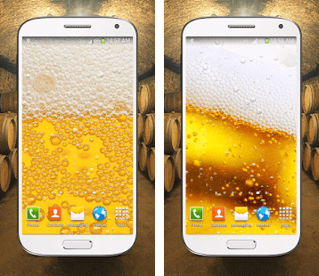 Beer Live Wallpaper HD Apk Download latest version 2.3- com.DreamBeerLiveWallpaperHD