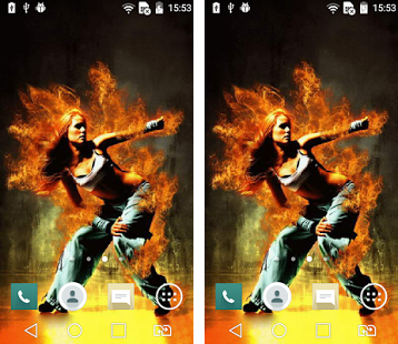 Dancing girl live wallpaper Apk Download latest version 1.1- com.fieryfire.livewallpaper.dancinggirl