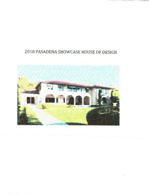 Medium Of Pasadena Showcase House