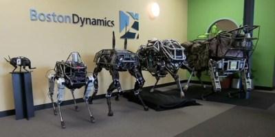Meet Spot, Google's newest four-legged robot | Ars Technica