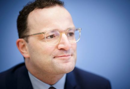 German Health Minister Jens Spahn wants to fine parents for failing to vaccinate their children.