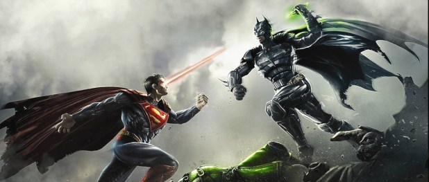 Injustice Atomix
