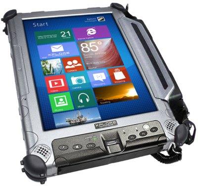 Xplore XC6 DMSR Tablet Computer - Best Price Available Online - Save Now