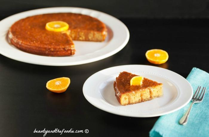 Paleo Poke Cake I