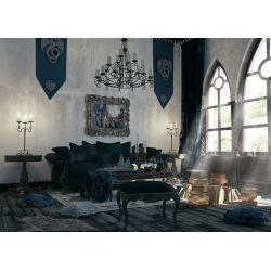 Small Crop Of Gothic Interior Design